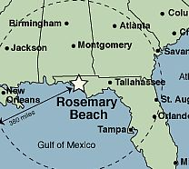 Rosemary Beach Florida Map Related Keywords & Suggestions - Rosemary on