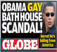 OBAMA AND Bathhouse